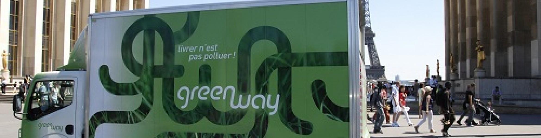 Un pas de plus vers un dernier kilomètre 100% écologique avec le rachat de Greenway Services