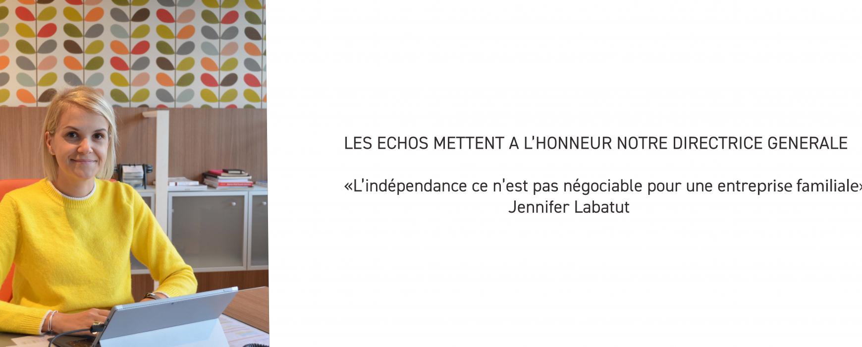 [PRESSE]L'indépendance pour une entreprise familiale !