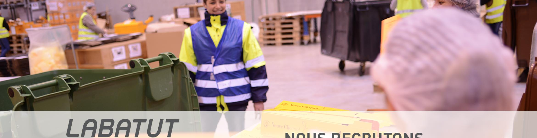 Offre d'emploi : chef d'équipe logistique H/F – Pantin (93)