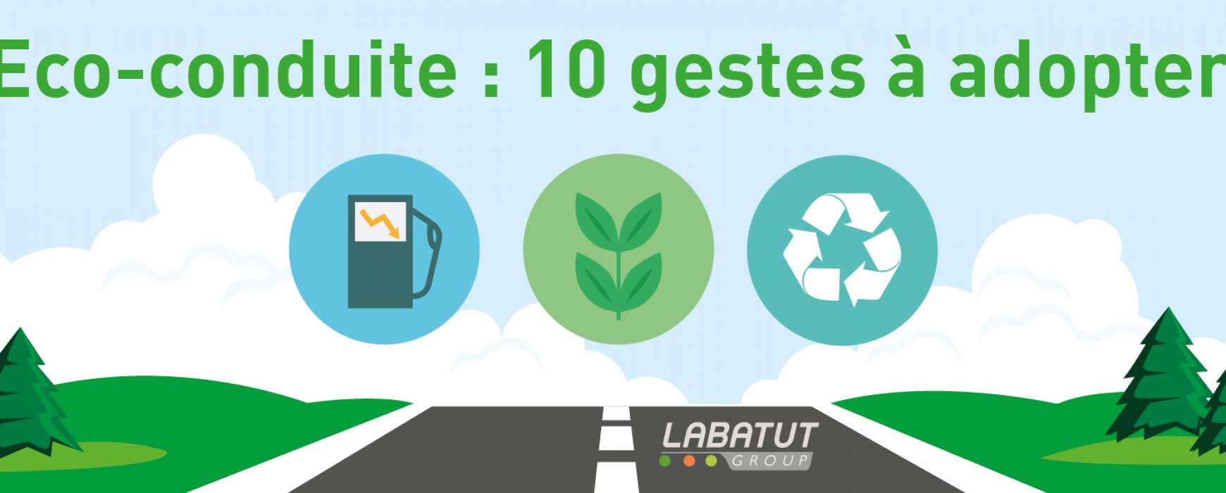 [ARTICLE] Eco conduite : 10 gestes qui préservent la Planète et votre budget